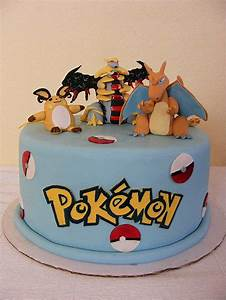 10 incredibly good pokémon cakes