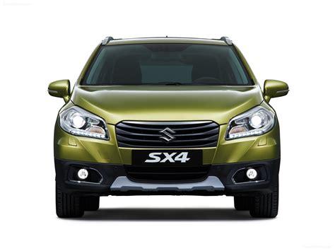 09 Suzuki Sx4 by Suzuki Sx4 Crossover 2014 Car Wallpaper 09 Of 132