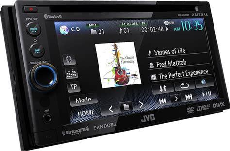JVC KW-AV61, AV61BT, AV71BT, ADV65BT In-Dash Multimedia ...