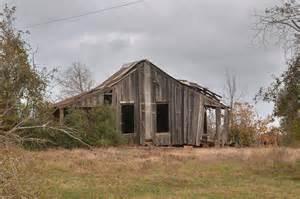 Old Barn Texas