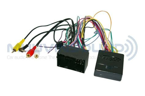 chrysler  lx   radio wire harness