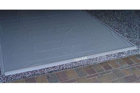 Garage Floor Water Containment Mats by Park Smart Clean Park Garage Floor Mat Free Shipping