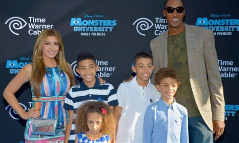 scottie pippen puts   meaningful fathers day post