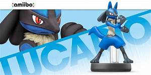 Lucario Super Smash Bros Collection Nintendo