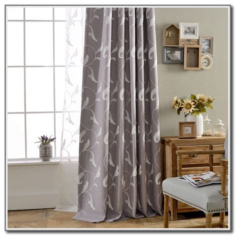 curtain add fresh style  color   home