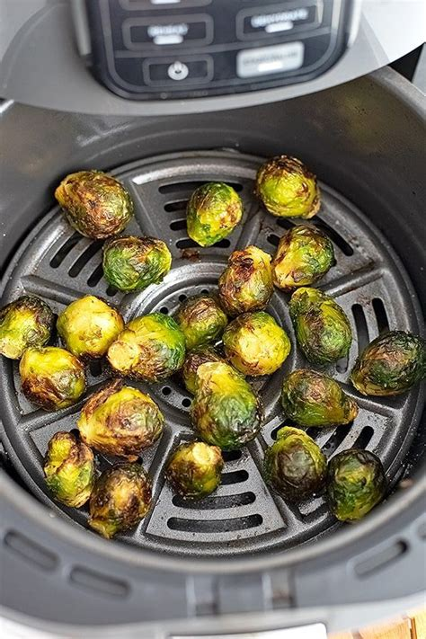 air fryer frozen brussel sprouts oven meatballs homemade sprout pic bitesofwellness recipes roasted brussels crispy