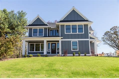 white windows trim exterior farmhouse with hung windows hung windows white casing