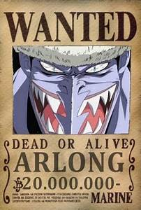 17 Best images about WANTED one piece on Pinterest ...