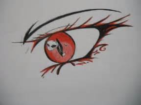 Anime Demon Eyes Drawings