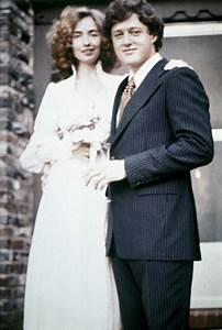 bill clinton and hillary rodham clinton stars39 stunning With hillary clinton wedding dress