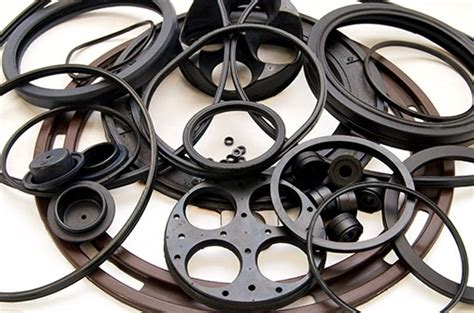 Round Molded Rubber Gaskets And Seals