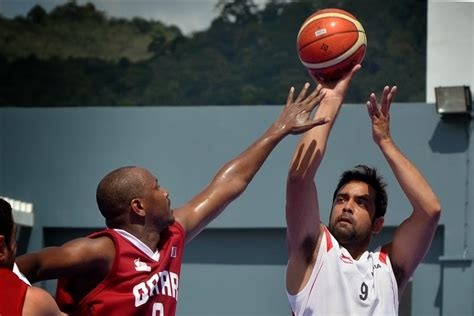 hoopistani  asian beach games  basketball qatar