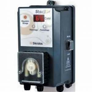 Distributeur Chlore Liquide : traitement automatique de l 39 eau piscine achat en ligne ~ Edinachiropracticcenter.com Idées de Décoration