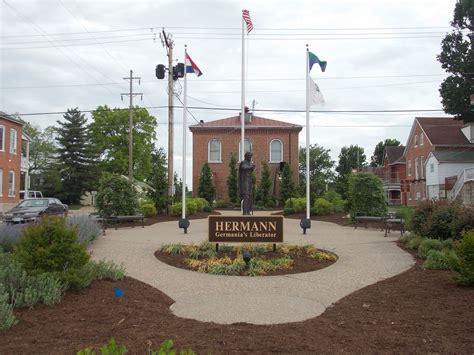 The Schramm Journey: Hermann, Missouri- Part One