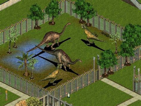 zoo tycoon dinosaur digs pc screenshot