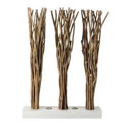 idee deco chambre d ado paravent lumineux en bois et coton blanc l 100 cm toundra