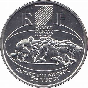 1 franc Coupe du Monde de Rugby 1999 France Numista