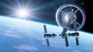 Future Space Stations Will Create An Artificial Gravity By ...