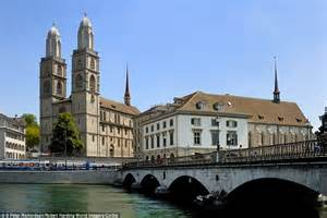 Why Zurich is so much more than a city of boring bankers ...