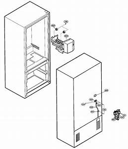Water  Ice Maker Parts Diagram  U0026 Parts List For Model