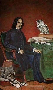 Severus - Severus Snape Fan Art (24475245) - Fanpop