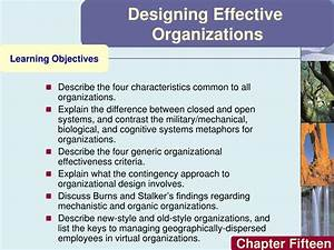 PPT - Describe the four characteristics common to all ...
