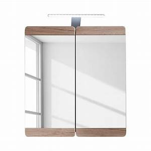 miroir salle de bain le guide ultime With miroir avec rangement pour salle de bain