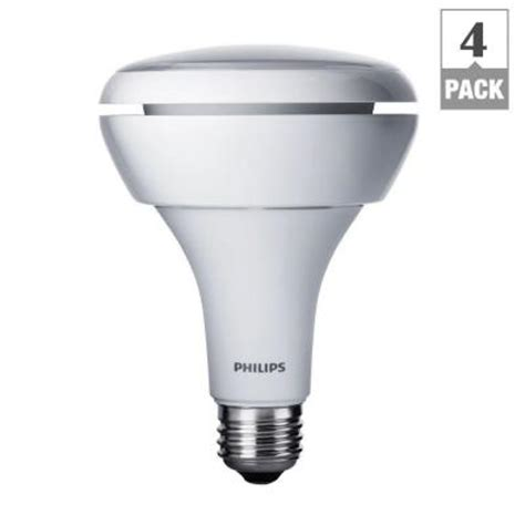 philips 65w equivalent soft white 2700k br30 dimmable