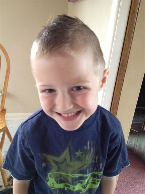 Mohawk Hairstyles For Boys by Crafty Kris Boy Mohawk Haircuts For Toddler Boys