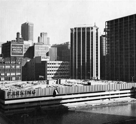parking garage in chicago municipal parking garages forgotten chicago history