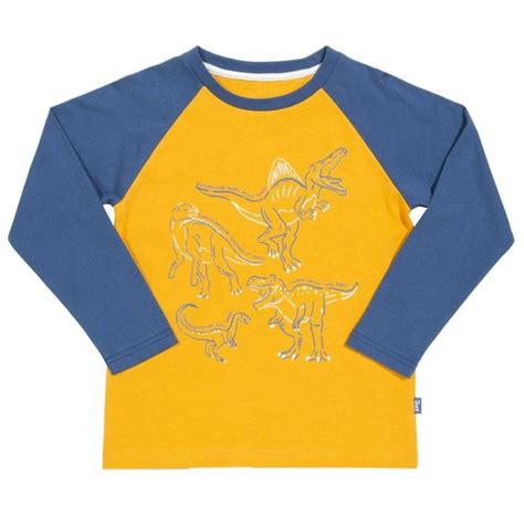 kite clothing top dino teeth kids clothes  soup