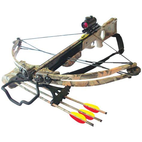 Arrow Precision® Inferno Blaze Ultimate Compound Crossbow