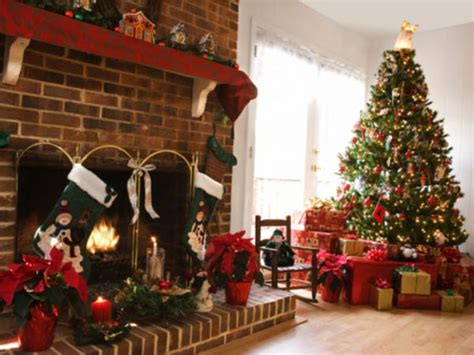 decorate  home  christmas