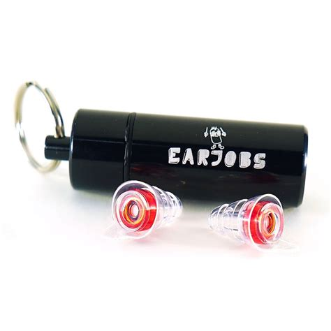 The ear plug must be able to give you the full experience of listening to music while reducing. EARJOBS MUSICMATE High Fidelity Music Ear Plugs - DJ City