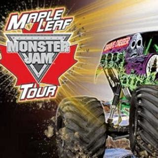 monster truck show winnipeg biggest monster jam show ever hits mts centre february 21