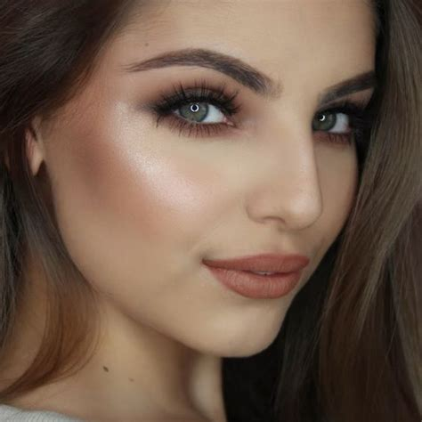 17 Best Images About Full Face Makeup Looks Professional