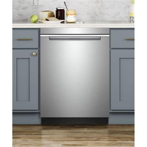whirlpool wdtasahz  stainless steel tub pocket handle dishwasher
