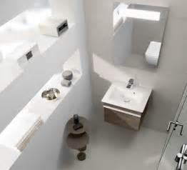 mini badezimmer kleines bad mit dusche raumlösungen villeroy boch