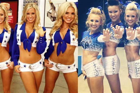 teen  star cheerleaders   impressed   dallas