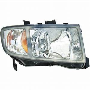 Honda Ridgeline Headlight Assembly