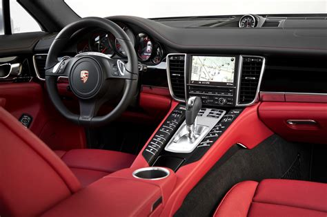 porsche panamera red interior porsche panamera gts 2015 2017 2018 best cars reviews