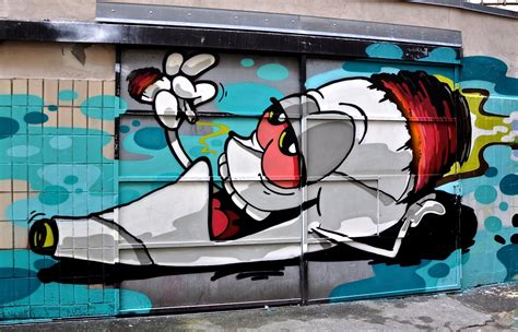 Graffiti Characters : Graffiti 2138 By Cmdpirxii On Deviantart