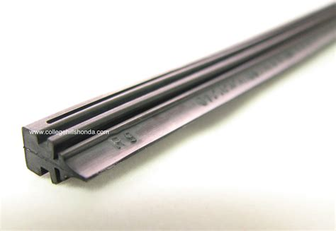 genuine honda wiper insert mm  stk
