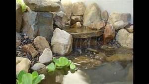 estanques y piletas de jardin YouTube