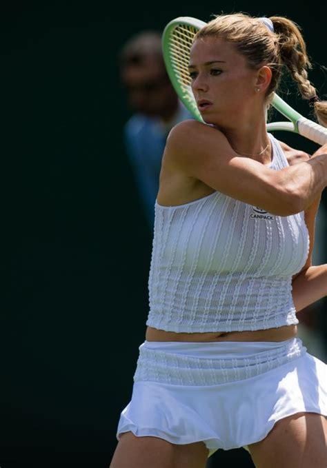 camila giorgi wimbledon tennis championships