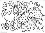 Graffiti Coloring Sketches Pages sketch template