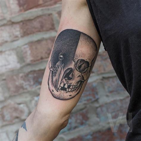 skull arm tattoo  tattoo ideas gallery