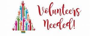 Holiday Volunteers Needed!