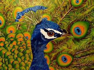 Hera's Pet Painting by Carol Avants
