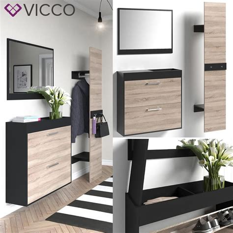 Modernes kontrastdesign für den flur. Garderoben Set | Interiéry